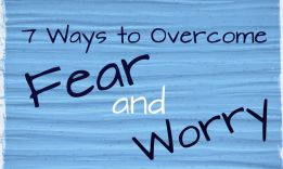 How to overcome fear: 7 ways