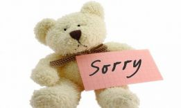 How to Apologize to a Girl?