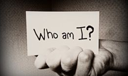 Who Am I? Thoughts of the Psychologist