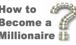 How to become a millionaire: 8 ways