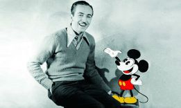 Walt Disney – the father of favorite cartoons
